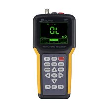 цены JDS2012A Handheld Digital Oscilloscope Single Channel 20MHz 200MSa/s Sample Rate & 4000 Counts Digital Multimeter Scope Meter