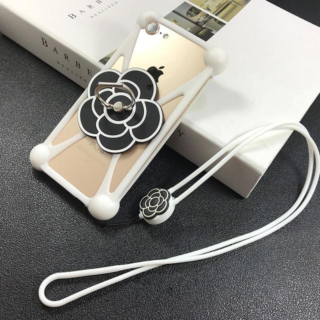 Universal 3D de silicona suave caso de smartphone para DEXP Ixion M340 M355 M445 M545 M750 ML350 MS255 MS550 MS650 P245 p350 caso