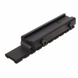 Image 5 - Dovetail Extend Weaver Picatinny Rail Adapter 11mm to 20mm Extensible Tactical Scope Bases Mount for Rifle/Air Gun Hunting