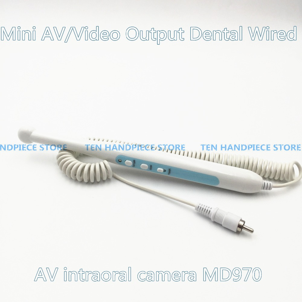 2018 good quality Mini AV/Video Output Dental Wired AV intraoral camera MD970 Video/RCA Rechargeable Intra Oral Camera 2016 new mini av video output dental wired av intraoral camera md970 video rca rechargeable intra oral camera free shipping