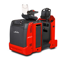 Linde new 5t electric forklift truck 1189 series P50C electric tow tractor 5000kg(China (Mainland))