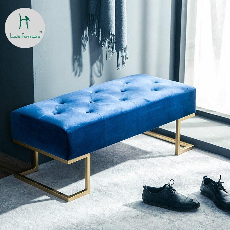 Louis Fashion Living Room Sofas Fitting Room Modern ...