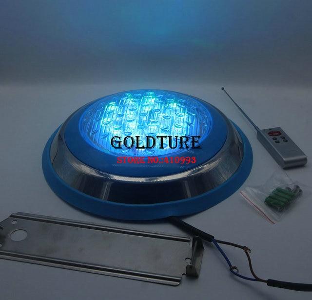 Ip68 führte pool lampe 54 Watt led pool beleuchtung 12 V PAR 56 LED ...