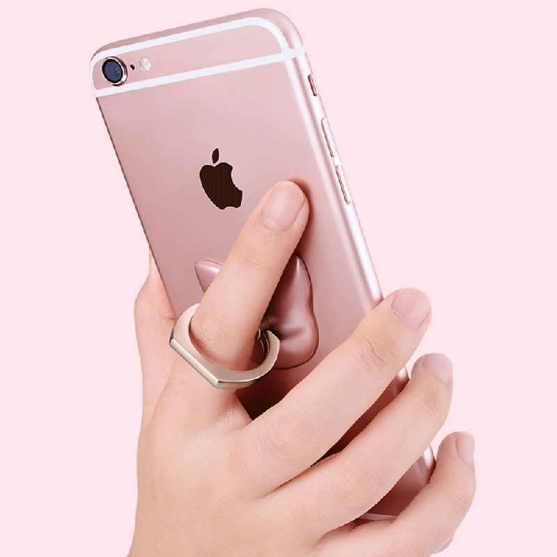 Guardare la TV Film Anello di Barretta Universale Del Telefono Mobile Del Supporto Del Basamento Per Moble HTC Lenovo LG Sony iPhone Xiaomi Redmi 8 7 6 5 4 Samsung