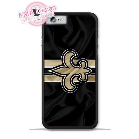 Orleanz Saintz Football Flag Phone Cover Case For Apple iPhone X 8 7 6 6s Plus 5 5s SE 5c 4 4s For iPod Touch