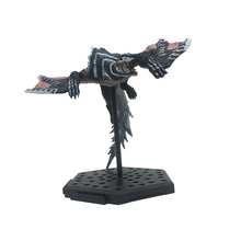 Japan Anmie Monster Action Figure Toy Fly Dragon PVC Model For Hunter XX Games Collectible Gift