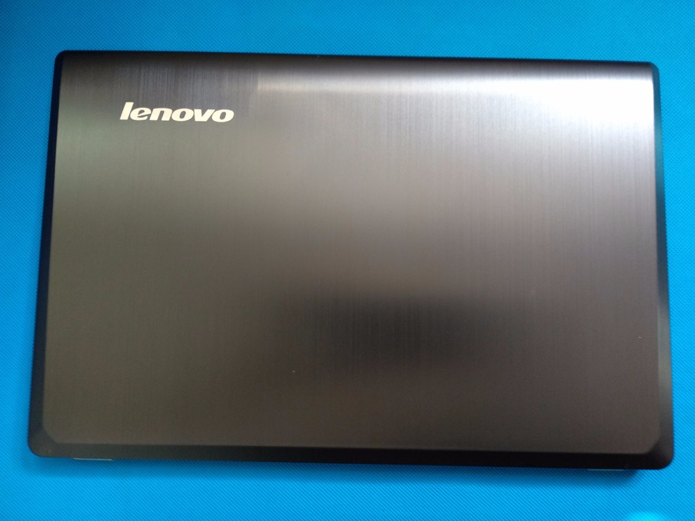 цены New Original Lenovo Y580 Y580N LCD Rear cover Back lid Laptop Replace Cover