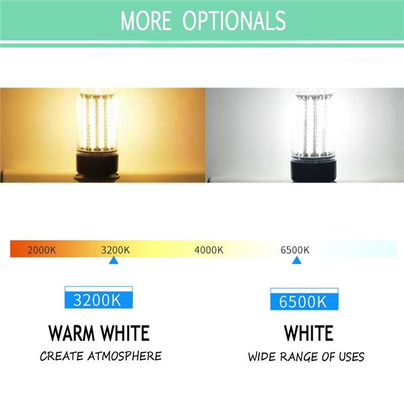 Lâmpadas Led e Tubos lâmpada de milho ac85-265v Marca do Chip Led : Other