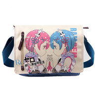Hot Anime Re Life In A Different World From Zero Sword Art Online SAO Vintage Canvas