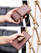 Rotary Holster Belt Clip Mobile Phone Leather Case Pouch For Xiaomi Redmi Note 6 Pro,Mi 8 Pro,Mi 8 Lite,Mi 8 Youth (Mi 8X)(China)