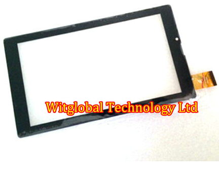 New Rectangular touch screen digitizer For 7