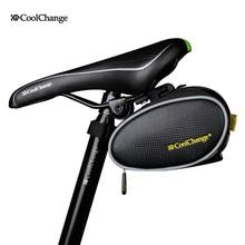 2015 CoolChange Impermeable Cola de La Bicicleta de Carretera de Montaña Alforja Bolsa de Bicicleta Bolsa de Asiento Bolsa de Ciclismo