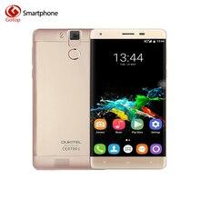 Original K6000 OUKITEL Pro MTK6753 Smartphone Octa Core Android 6.0 3 GB RAM 32 GB ROM 5.5 Pulgadas de Pantalla 13.0MP 6000 mAh Móvil teléfono