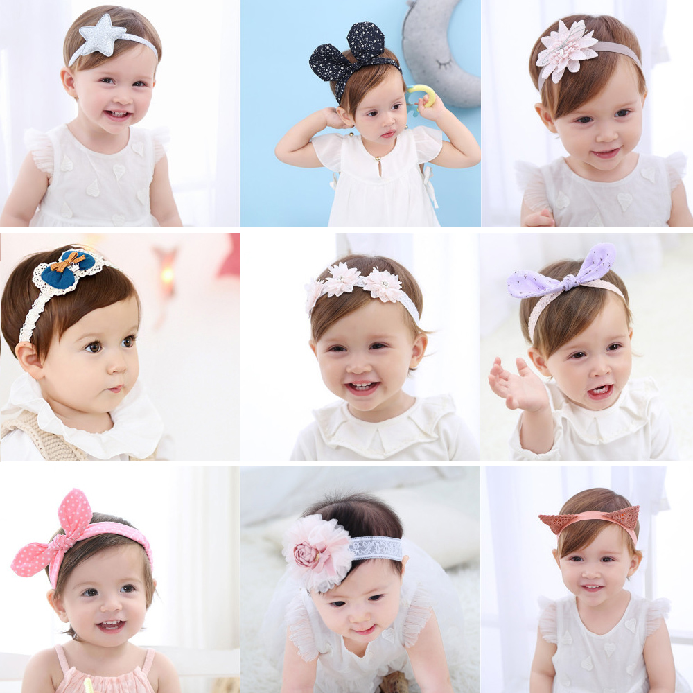 Baby Headbands Cute flower Headband lovely floral hair belt accesories children headdress hair jewelry baby girls head band BowBaby Headbands Cute flower Headband lovely floral hair belt accesories children headdress hair jewelry baby girls head band Bow