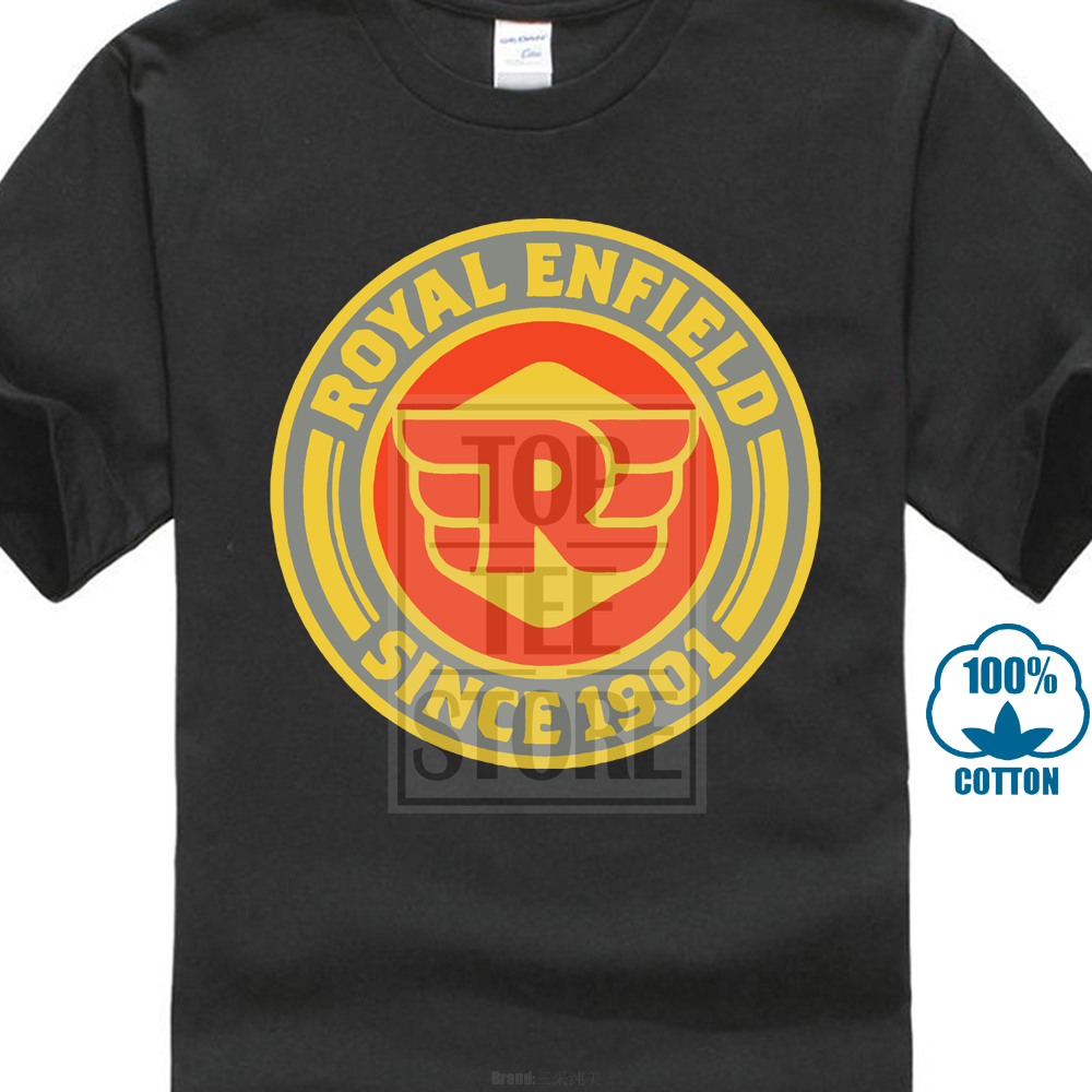 T     Shirt   Gift More Size And Colors Royal Enfield 1 Free Shipping Cotton   T     Shirt   S 6Xl
