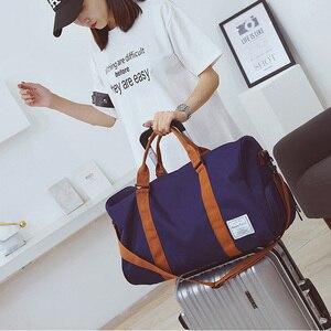 Image 5 - Спортивная сумка, сумка для спортзала, мужские и женские тренировочные сумки для йоги и фитнеса, прочная многофункциональная сумка, спортивные сумки на плечо для путешествий на открытом воздухе, Sac De