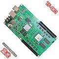 LongGreat TF-QC1 usb-диск + Ethernet Портов полноцветный СВЕТОДИОДНЫЙ Видео Платы Управления с 10x HUB75 Выходы Поддержка 512x80 Пикселей
