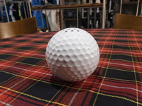 Mini Portable Bluetooth Speaker Golf Ball Shaped Subwoofer Bass Wireless Speakers Indoor & Outddor Mini Box Loudspeaker