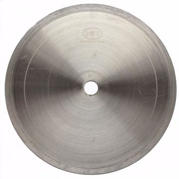 "12"" inch Sintered Diamond Lapidary Saw Blade Rock Slab Trim Arbor W Bushing 5/8"" ILOVETOOL"