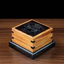 Ebony sticks of incense coil furnace yellow acid violet Tan Xiang Yun Mu Dan openwork burner sale