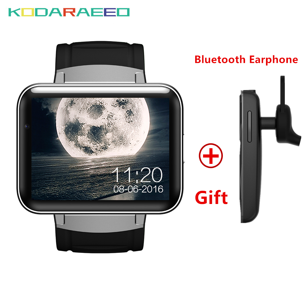 DM98 bluetooth Smart Watch Android With GPS 3G SIM Card Pedometer Sports Tracker Smartwatch phone Men 900mAh Wifi Wristwatch цены