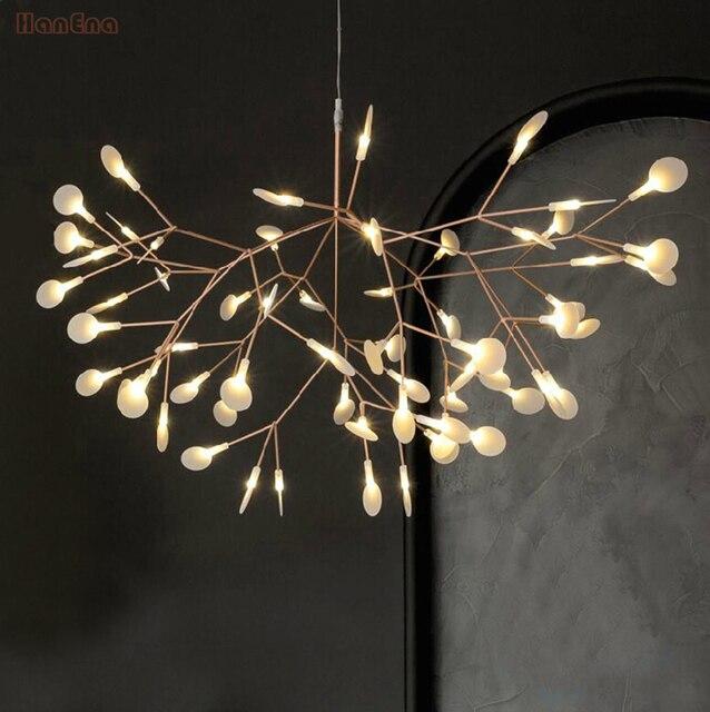 heracleum ii pendant light tree leaf vintage led lights by bertjan