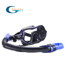 HOT SALE New Scuba Swimming Diving Mask Snorkeling Silicone Free Shipping