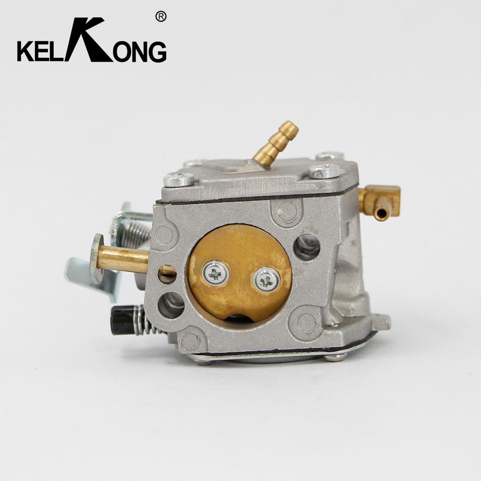 US $13 56 9% OFF|KELKONG Carburetor For STIHL 041 041AV 041 051 Air Fuel  Filter Farm Boss Gas Carb Carburador Chainsaw Parts New 1110 120 0609-in