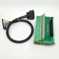 DELTA ASDA A2 series servo driver CN1 Terminal board terminal block ASD BM 50A with 0.5m cable|Terminals|   -