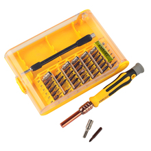 45 in 1 Electronic Precision Screwdriver Repair Tool Set Multifunction Cellphone Tablet kit