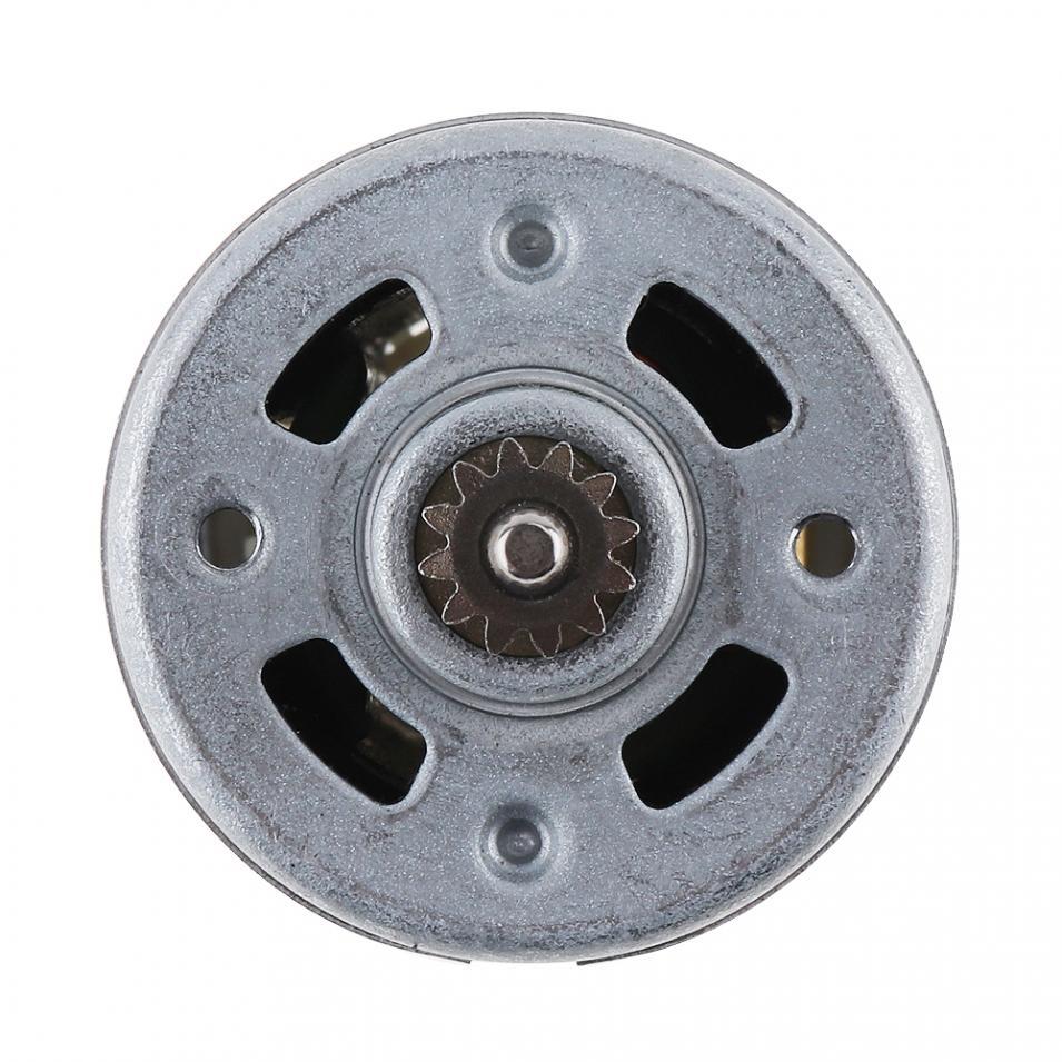 RS550 25V 19500 RPM DC Motor mit Zwei-speed 12 Zähne und High Torque Gear Box für Elektrische bohrer/Schraubendreher Maschine Werkzeuge