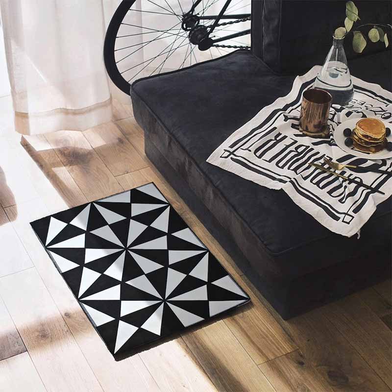 Washable Kitchen Mats with Anti Slip Bottom for Kitchen and Hallway Entrance Floor 15