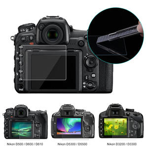 Screen Protector Film For Nikon D5100/D500/D3200/3300/D5300/5500 Camera