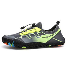 Hot Men Water Shoes Sports Aqua Barefoot Quick Dry Breathable Non-Slip for Outdoor Boating Beach MCK99
