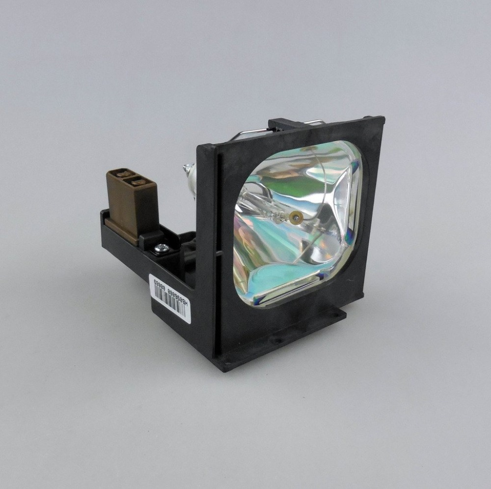 LV-LP07 Replacement Projector Lamp with Housing for CANON LV-5300 compatible bare bulb lv lp17 9015a001 for canon lv 7555 projector lamp bulb without housing