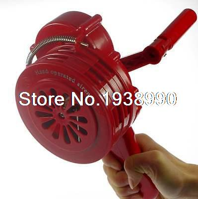 mini Hand crank operated emergency alarm siren loud110db ABS Free shippingmini Hand crank operated emergency alarm siren loud110db ABS Free shipping