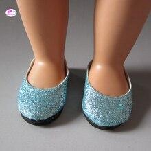 Мини Обувь для Куклы подходит 7.5 см American Girl и нашего поколения кукла ребенка новогодний подарок
