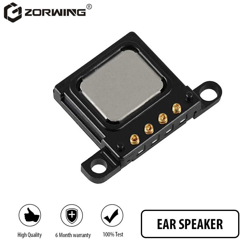 1 قطعة سماعة الأذن الأصلي فليكس المتكلم آيفون 5 5s 6 6 S 7 8 Plus استقبال الصوت الاستماع استبدال إصلاح أجزاء