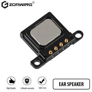 Image 1 - Fone de ouvido flexível para iphone, 1 peça, original, 5, 5S, 6, 6s, 7, 8, plus, receptor de som, estêncil peças de reparo para substituição