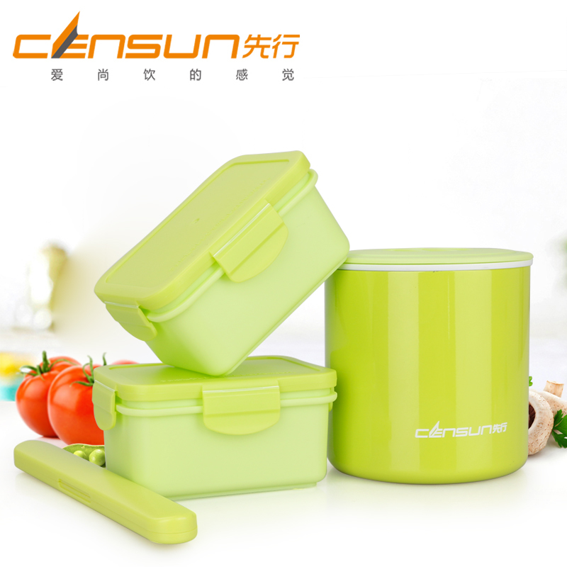 Lunch Container Meal Dinnerware Kids Thermal Food Container Noodles Bowl Tureen Microwav Sala Bowl Vacuum soup packaging Bowl