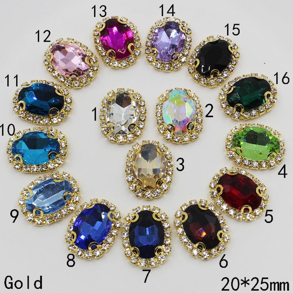 12mm Blue Jewel Buttons 10pc Acrylic 4 Hole