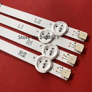 Image 5 - 100% nowy oryginalny 12 sztuk (3 * R1 3 * L1 3 * R2 3 * L2) podświetlenia LED dla 6916L 1273A 6916L 1241A 6916L 1276A 6916L 1272A LG 50LN5400