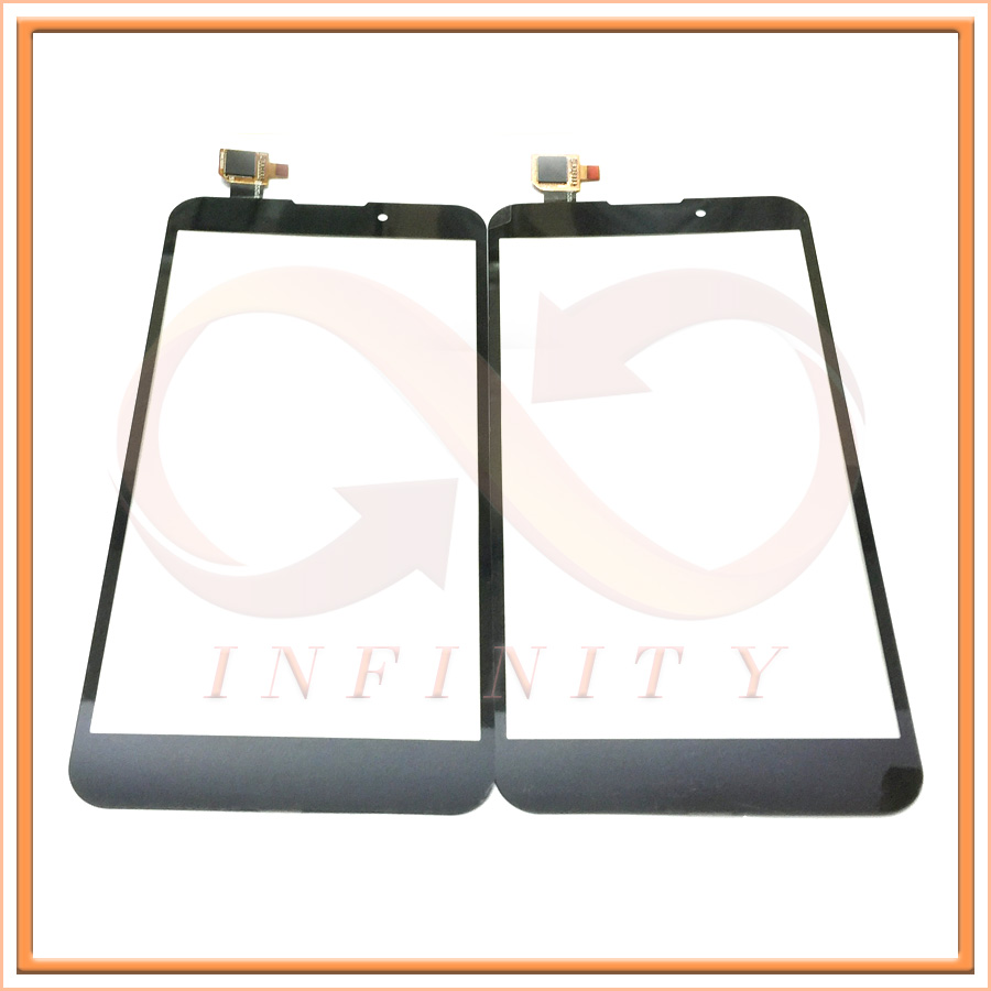 In Stock 100% test 6.44 inch Glass For UMI Cross C1 Touch Screen Digitizer Panel Repair Replacement With Tracking Number