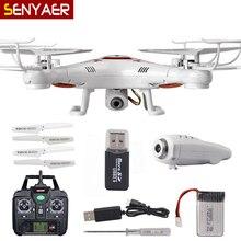 Más barato con cámara de alta definición bangyang drone x5c x5c-12.4g versión mejorada helicóptero del rc 2.4g 4ch 6-axis quadcopter toys