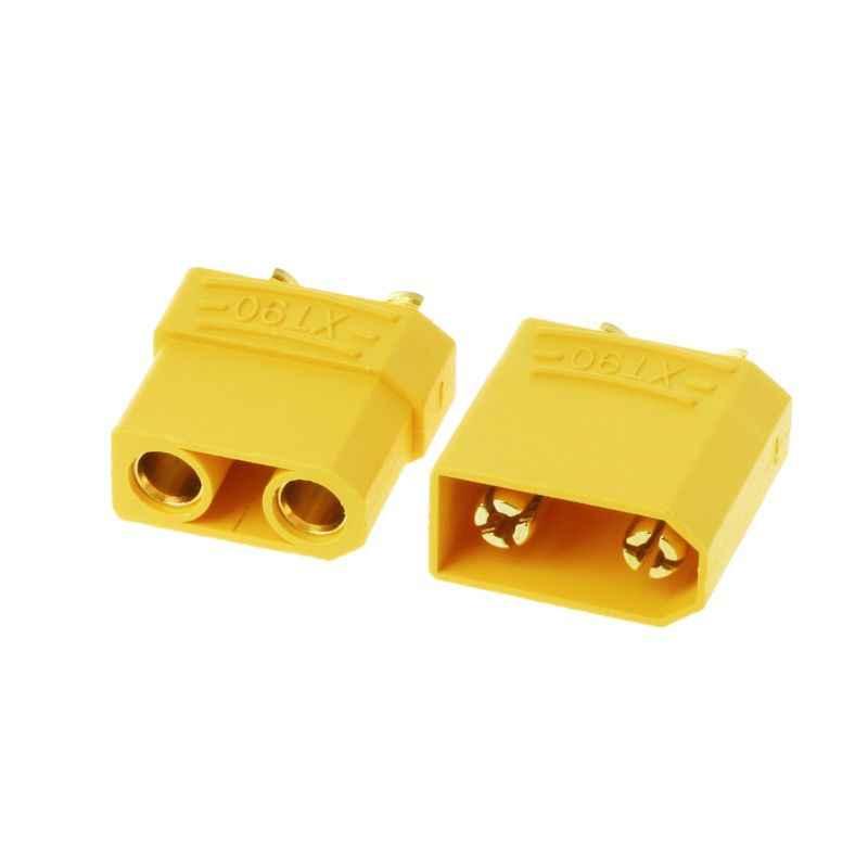 EC2 Stecker Bananenstecker Set Weiblich Männlich für RC ESC LIPO Batterie