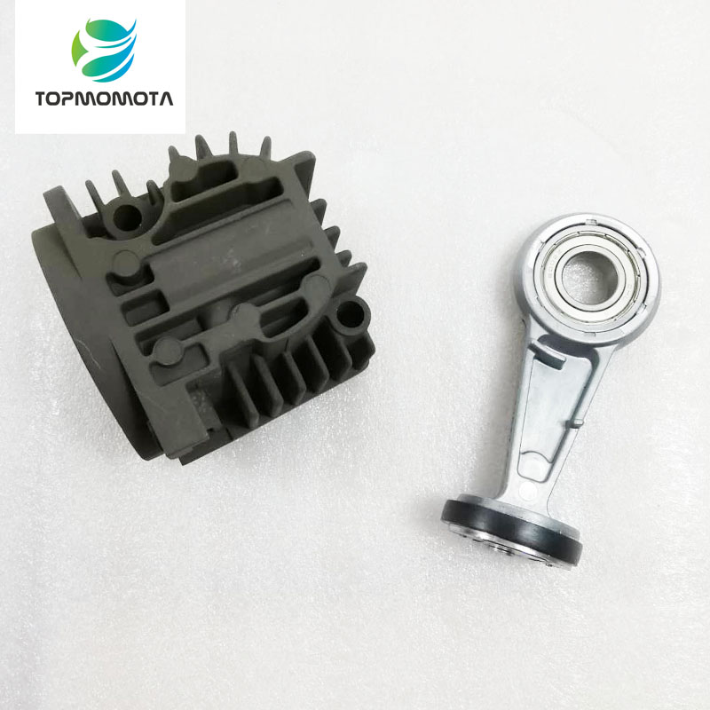 Marque nouvelle SUSPENSION kits COMPRESSEUR pour PORSCHE CAYENNE pour VW TOUAREG OE: 4L0698007 4L0698007A 7L0698007A tige cylindre pompe