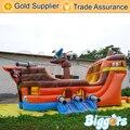 Надувные Biggors Коммерческая Лодки Отскакивать Дома Дети Amusementp Парк Открытый Большой Надувной Батут