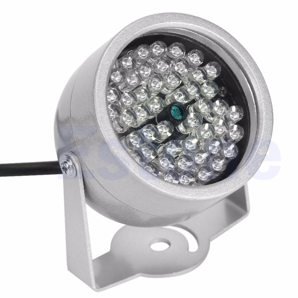 Superhot CCTV 48 LED Illuminator light CCTV Security Camera IR Infrared Night Vision LamSuperhot CCTV 48 LED Illuminator light CCTV Security Camera IR Infrared Night Vision Lam