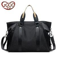 Korean Version Of The Men S Oxford Cloth Bag Large Capacity Shoulder Bag Cross Section Of