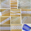 Hot! White 10 yards of beautiful lace ribbon,   DIY Jewelry / Clothing accessories